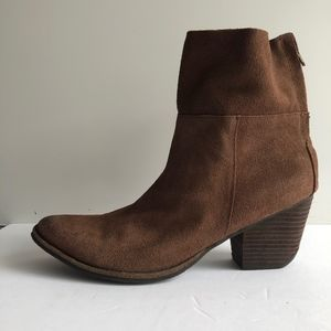 Matisse Ankle Boots NWOT Sz 11
